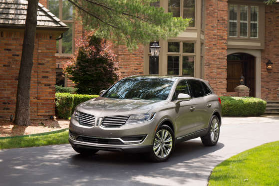 2018 Lincoln Mkx Black Label Awd Overview Msn Autos