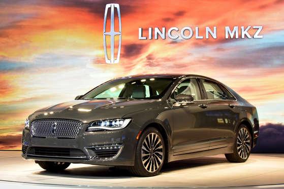 2018 Lincoln Mkz Select Awd Photos And Videos Msn Autos