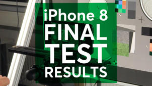 Apple iPhone 8 Final Test Results