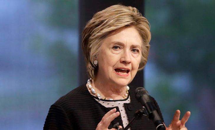 Clinton calls Trump 'sexual assaulter'