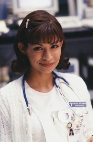 Vanessa Marquez as Nurse Wendy Goldman