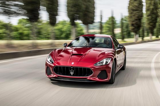2018 Maserati Granturismo Convertible Mc Photos And Videos Msn Autos