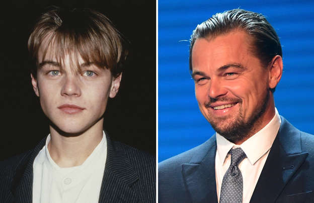 Celebrity crushes of the '90s: Then and now