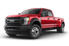 2018 Ford F-450 Super Duty