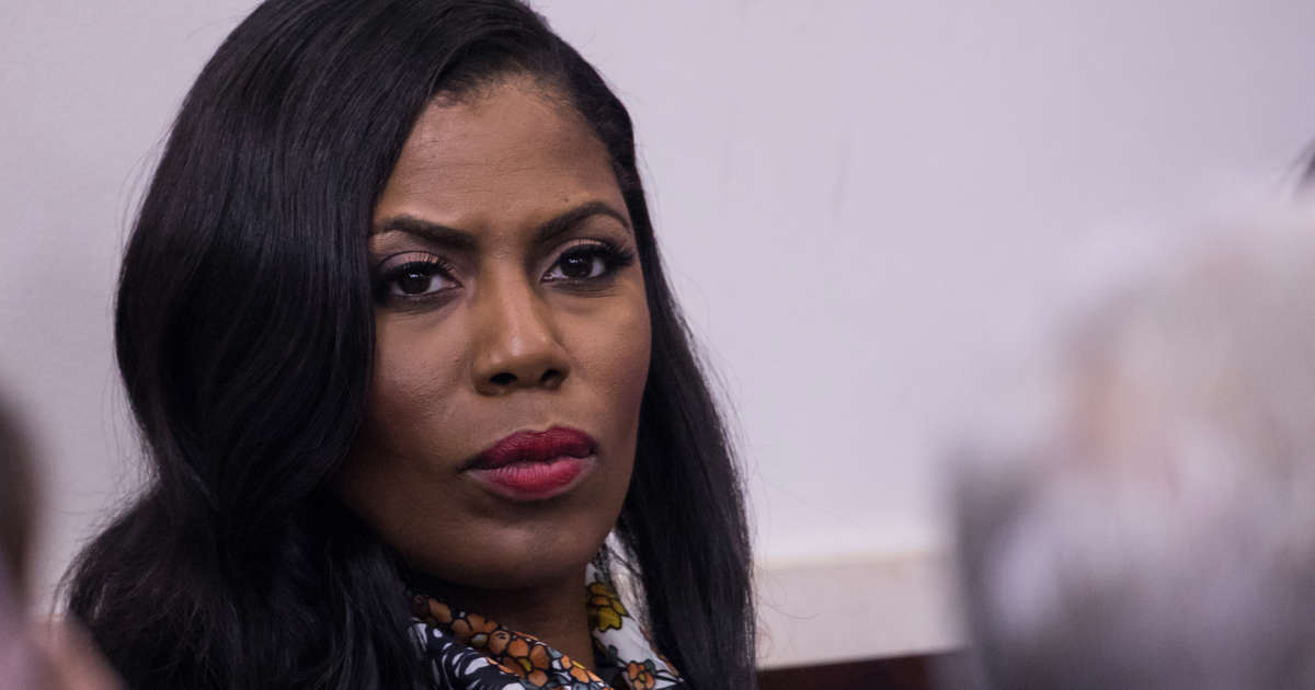 Omarosa says Trump is a racist who uses N-word — and claims there's tape to prove it