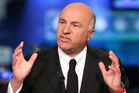 Shark Tank's Kevin O'Leary: Do this simple exercise to be financially successful in 2018