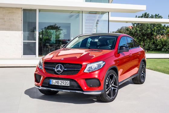 2018 Mercedes Benz Gle Coupe Overview Msn Autos