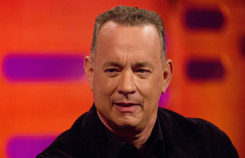 Tom Hanks on Graham Norton