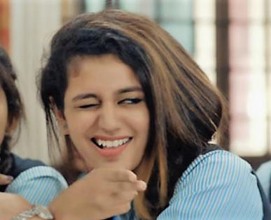 Image result for Winking forbidden in Islam, says fresh plea in SC against Priya Varrier song