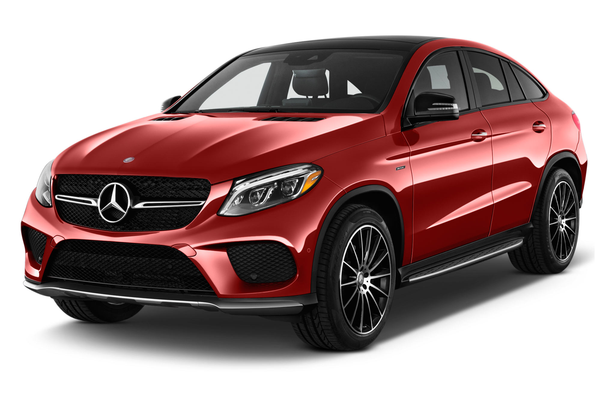 2017 Mercedes-Benz GLE Coupe Mercedes-AMG GLE 43 4MATIC ...