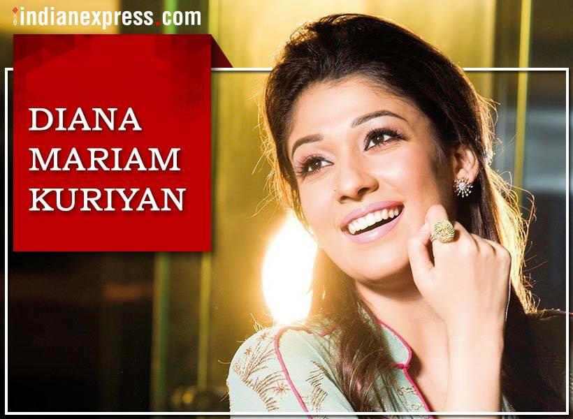 Slide 10 of 28: The lady superstar of Tamil films, Nayanthara's real name is Diana Mariam Kuriyan.