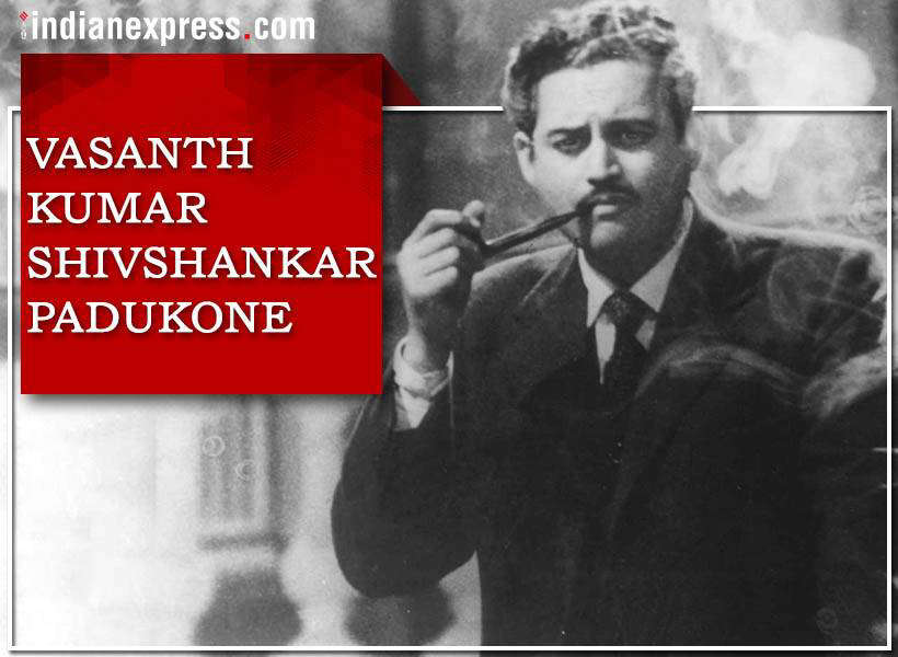 Slide 15 of 28: The man of tragedy films, Guru Dutt is an icon today. How would it be if he used his real name - Vasanth Kumar Shivshankar Padukone? And well, he is nowhere related to Deepika Padukone!