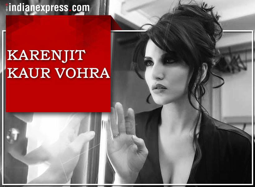 Slide 28 of 28: Sunny Leone had to change her name from Karenjit Kaur Vohra to suit her work profile.
