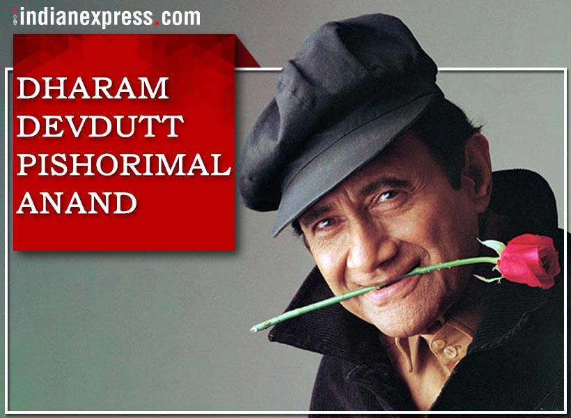 Slide 21 of 28: Yesteryear superstar Dev Anand's name was never this easy.
