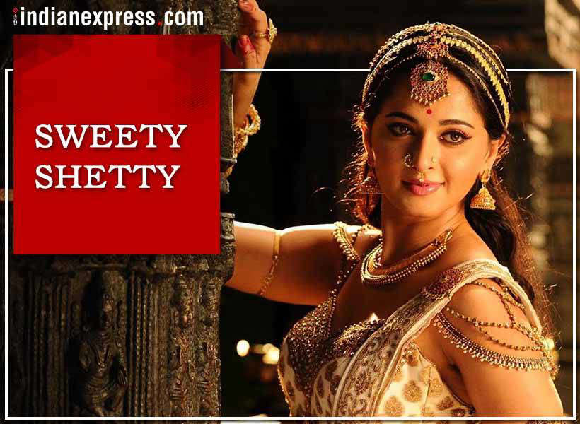 Slide 16 of 28: All through the promotions of her films, her fellow actors and directors call her Sweety and thus we know what Anushka Shetty's real name is.