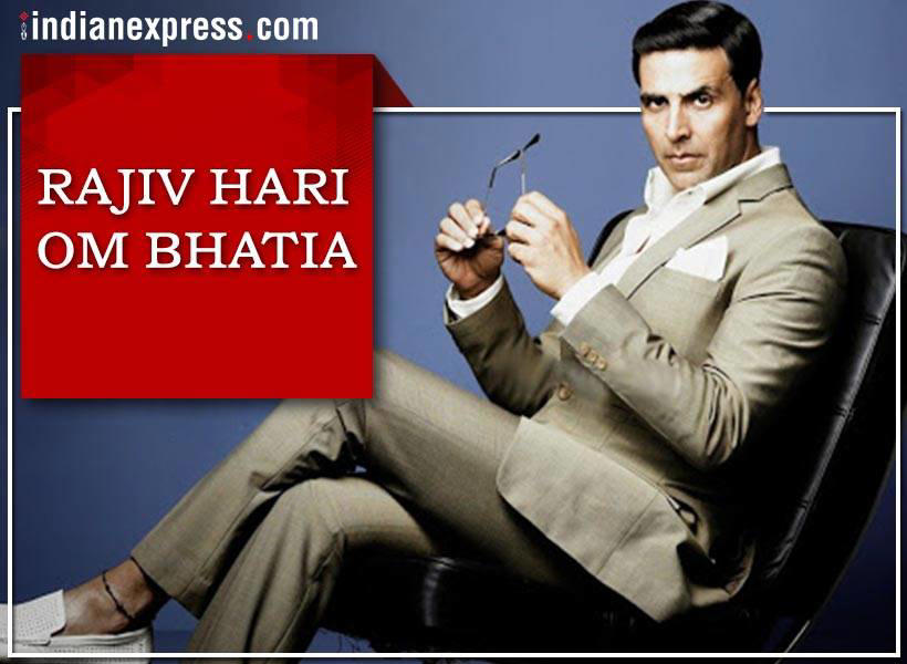 Slide 24 of 28: Akshay Kumar had to give away his real name Rajiv Hari Om Bhatia which later inspired the name of his production banner - Hari Om Entertainment.
