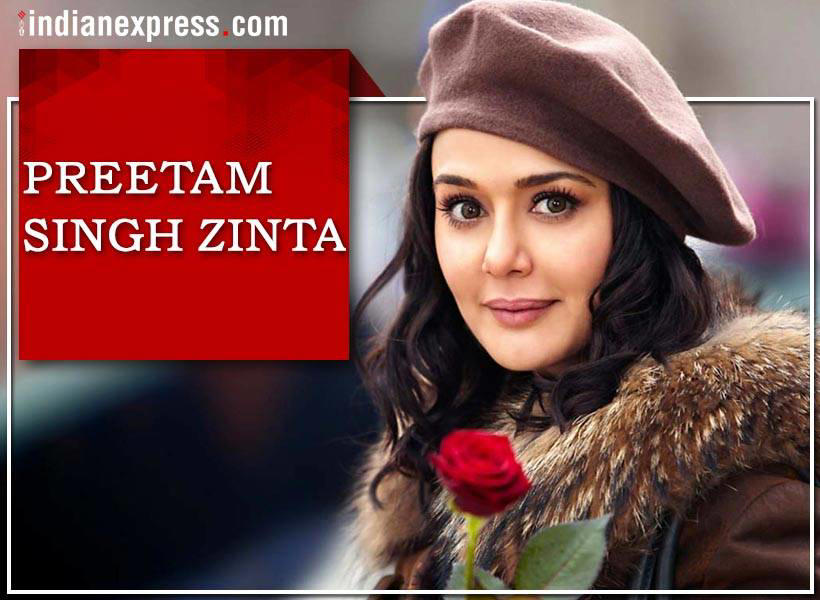 Slide 6 of 28: She sounds too delicate as Preity Zinta. But what about Preetam Singh Zinta?