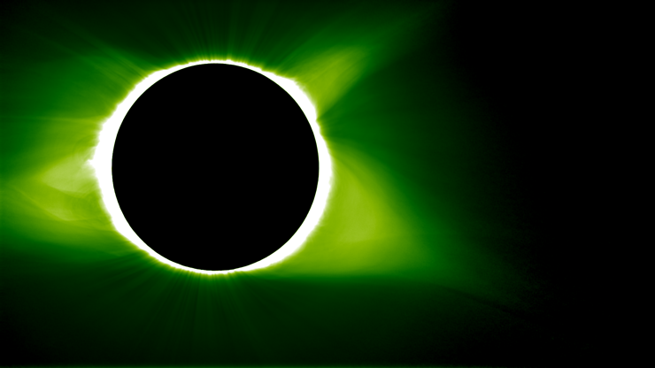 Slide 10 of 86: The Aug. 21, 2017, total solar eclipse was rare in its long, uninterrupted path over land, which provided scientists with a rare chance to investigate the Sun and its influence on Earth in ways that aren't usually possible. On Dec. 11, researchers discussed initial findings based on observations gathered during the eclipse.