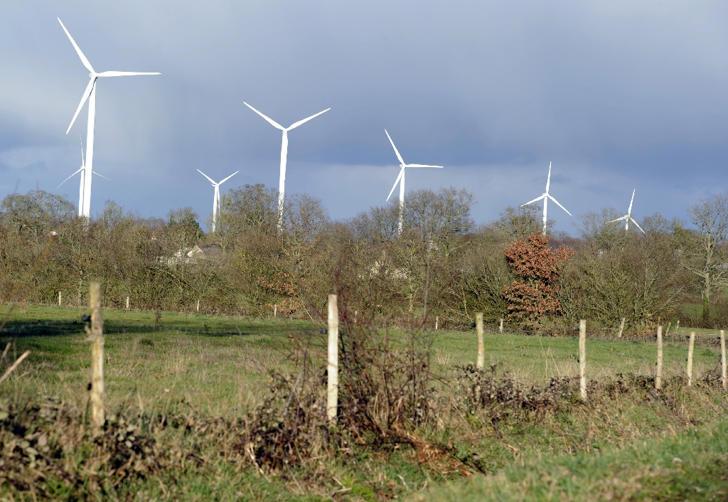 """""""Alguns projetos precisam de tempo: por exemplo, um parque eólico não se constrói em duas semanas"""", diz Stéphane Marciel, da Société Générale CIB"""