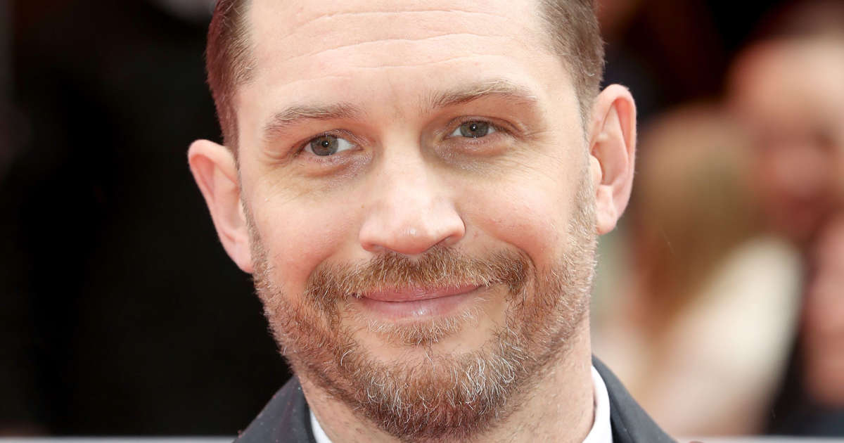 Tom Hardy Unrecognisable After Dramatic Transformation Into Al Capone