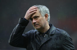 Jose Mourinho: We deserved to be punished