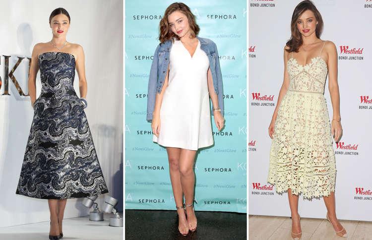 Style file: Looks to steal from Miranda Kerr's wardrobe