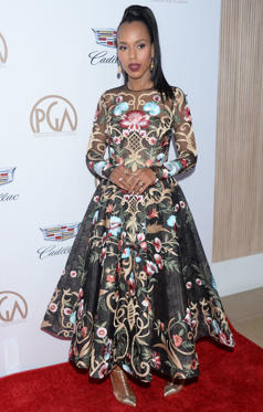 Slide 21 de 61: Producers Guild Awards, Arrivals, Los Angeles, USA - 20 Jan 2018