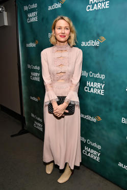 Slide 5 de 49: CAPTION: NEW YORK, NY - MARCH 18: Naomi Watts attends the 'Harry Clarke' Opening Night at the Minetta Lane Theatre on March 18, 2018 in New York City. (Photo by Dia Dipasupil/Getty Images)