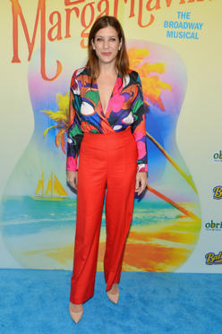 Slide 8 de 49: CAPTION: NEW YORK, NY - MARCH 15: Kate Walsh attends the Broadway premiere of Escape to Margaritaville the new musical featuring songs by Jimmy Buffett at the Marquis Theatre on March 15, 2018 in New York City. (Photo by Noam Galai/Getty Images for Escape To Margaritaville)