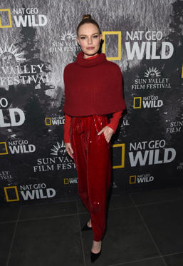 Slide 9 de 49: CAPTION: SUN VALLEY, ID - MARCH 16: Actress Kate Bosworth attends the 2018 Sun Valley Film Festival - Pioneer Award Party for Kate Bosworth on March 16, 2018 in Sun Valley, Idaho. (Photo by J. Merritt/Getty Images for Sun Valley Film Festival )