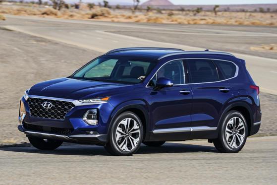 Hyundai Santa Fe >> 2019 Hyundai Santa Fe Overview Msn Autos