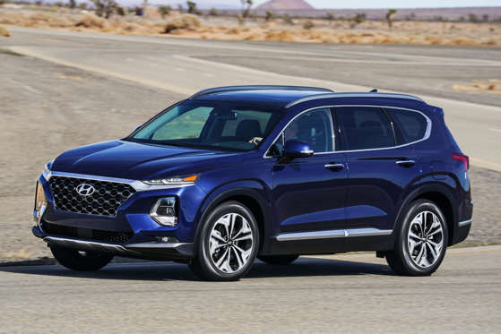 2019 Hyundai Santa Fe Limited 2 4 AWD Photos and Videos