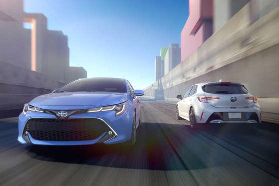2019 Toyota Corolla Hatchback Xse Photos And Videos Msn Autos