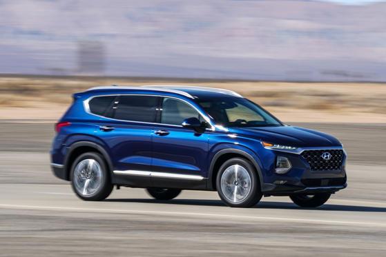 Hyundai Santa Fe Msn Autos