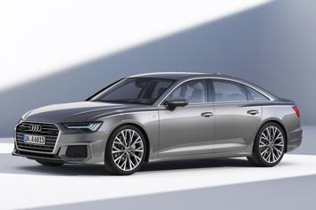 2019 Audi A6 3 0t Premium S Tronic Quattro Engine Transmision And