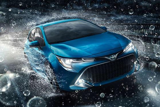 2019 Toyota Corolla Hatchback Se At Photos And Videos Msn Autos