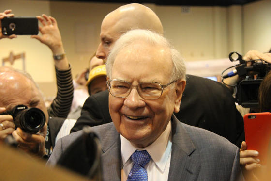 Slide 1 of 9: If you could only listen to one person's advice during a stock market crash, let that person be famed investor, Warren Buffett. Not only will the Berkshire Hathaway (NYSE: BRK-B) (NYSE: BRK-A) chairman and CEO's advice serve you well, but his knack for keeping a clear head -- and even getting a bit greedy (more on that later) -- when everyone else is selling, may make his the only advice you need to navigate uncertain times.Indeed, Buffett's ability to tune out the noise and remain optimistic amid these downturns has played a vital role in his unrivaled performance over decades. Between 1965 and the end of 2017, Berkshire's market value has increased at an annualized rate of 20.9%, more than doubling the S&P 500's average annual growth of 9.9% during this same period. This 20.9% annualized growth rate for Berkshire's market value translates to a total return of 2,404,748%, obliterating the S&P 500's 15,508% gain during the same timeframe.Notably, this performance was achieved amid a number tumultuous financial periods, the 1973-74 stock market crash, Black Monday, the bursting of the dot-com bubble, a sharp pullback after the September 11 attacks, and the more recent Great Recession between December 2007 and June 2009. Suffice to say, Buffett knows a thing or two about stock market crashes. So, without further ado, here's some advice from the Oracle of Omaha regarding inevitable market downturns.ALSO READ: 6 Things That Could Cause a Stock Market Crash