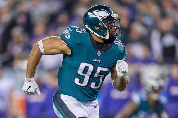 REPORT  Eagles Asked Mychal Kendricks to Take a Pay Cut Before He Signed  With Browns 35e5fb1f6