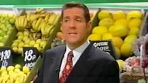 Dale Winton in his most famous TV role