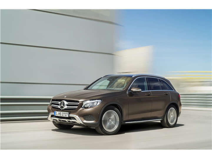 2016 Mercedes-Benz GLC-Class: What You Need to Know