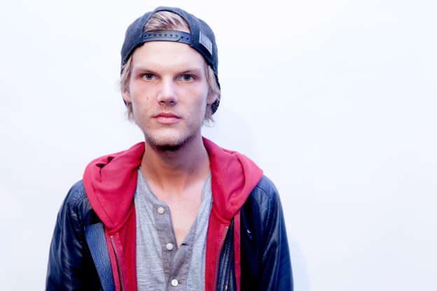 Slide 5 of 35: IRVINE, CA - MAY 31:  Tim Bergling aka Avicii attends the 22nd Annual KROQ Weenie Roast on May 31, 2014 in Irvine, California.   (Photo by Gabriel Olsen/Getty Images for CBS Radio Inc.)