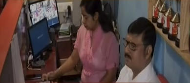 Woman cop demands pizza for filing FIR