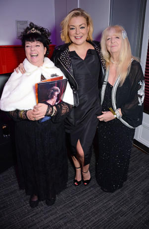 LONDON, ENGLAND - APRIL 24:  Lynda Moulson, Sheridan Smith and Marilyn Smith attend an after party following Sheridan Smith's performance at Royal Albert Hall on April 24, 2018 in London, England.  (Photo by David M. Benett/Dave Benett/Getty Images)