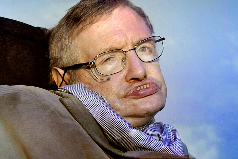 "Professor Stephen Hawking has challenged previous theories of cosmic ""inflation"" and the ""multiverse"" in a new paper."