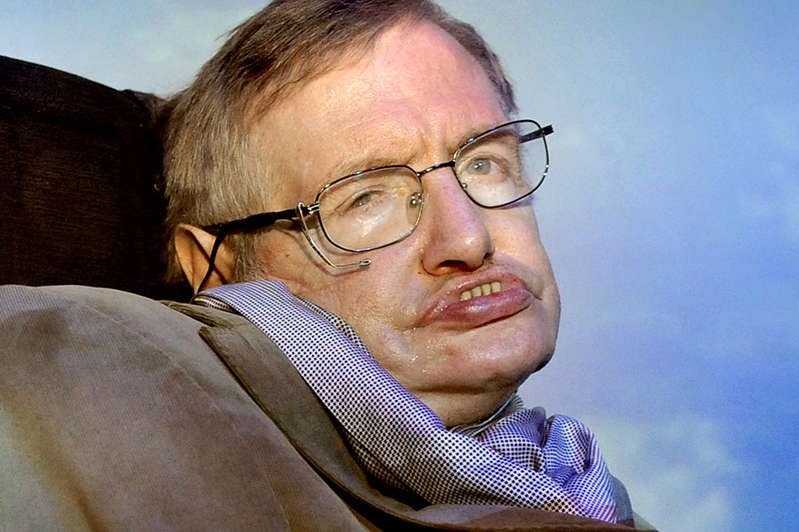 """Professor Stephen Hawking has challenged previous theories of cosmic """"inflation"""" and the """"multiverse"""" in a new paper."""