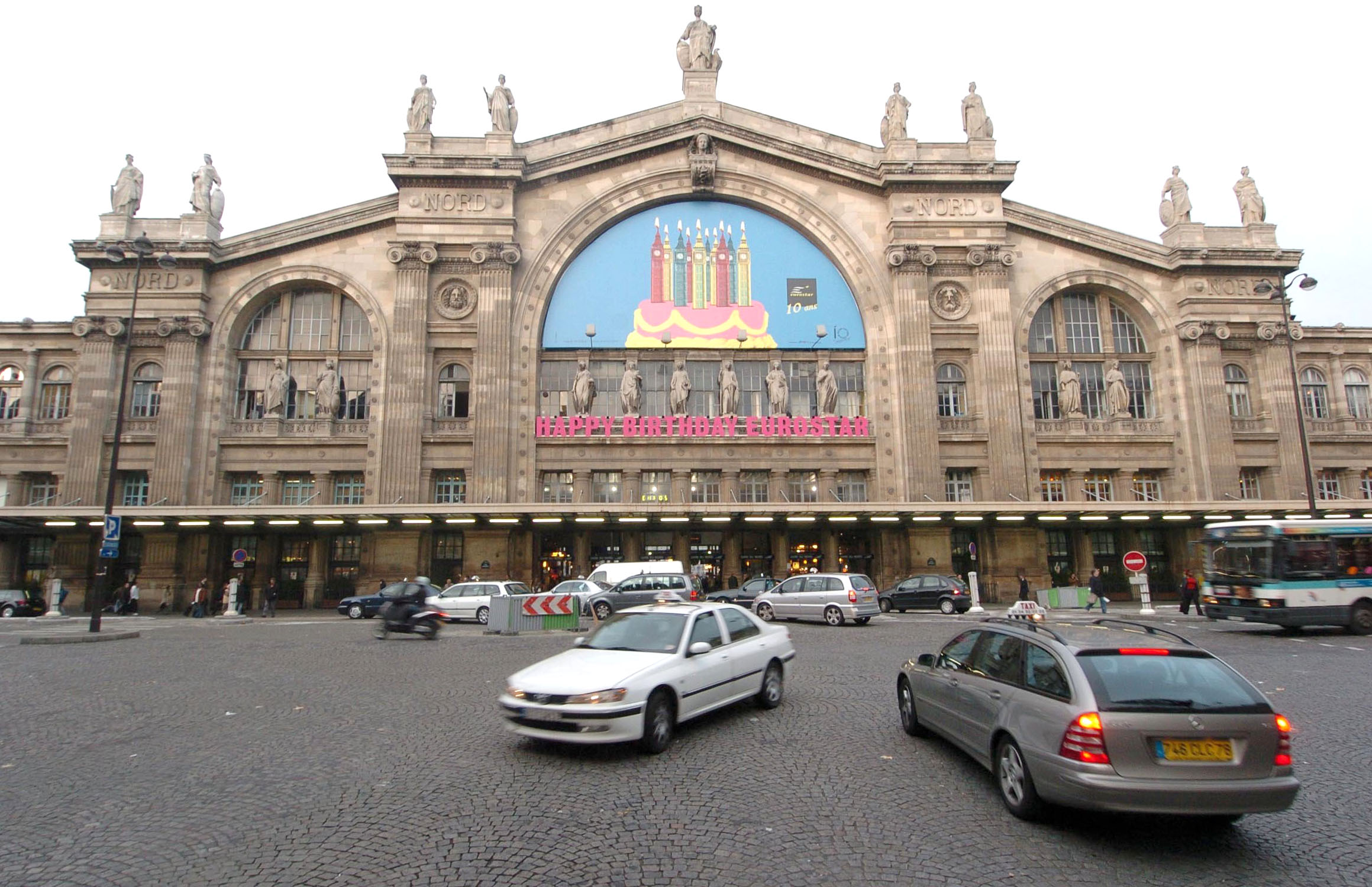 Slide 5 of 29: Gare du Nord