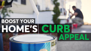 Paint Fixes to Add Curb Appeal