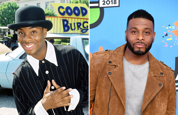 Slide 1 of 46: 'Good Burger' Premiere Kel Mitchell; INGLEWOOD, CA - MARCH 24: Kel Mitchell attends Nickelodeon's 2018 Kids' Choice Awards at The Forum on March 24, 2018 in Inglewood, California. (Photo by Jon Kopaloff/FilmMagic)