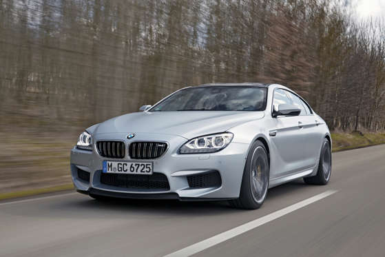 Bmw M6 Gran Coupe Slide 1 Of 36