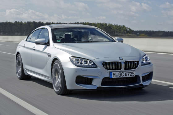 2019 Bmw M6 Gran Coupe Overview Msn Autos